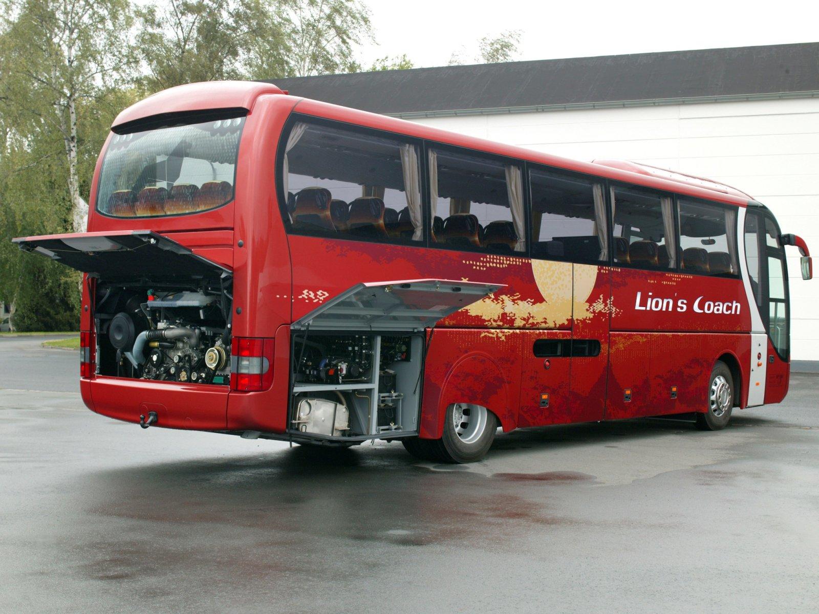 Фотографии автомобилей man lions coach / ман лайонс коуч (2008 - 2010) автобус междугородный