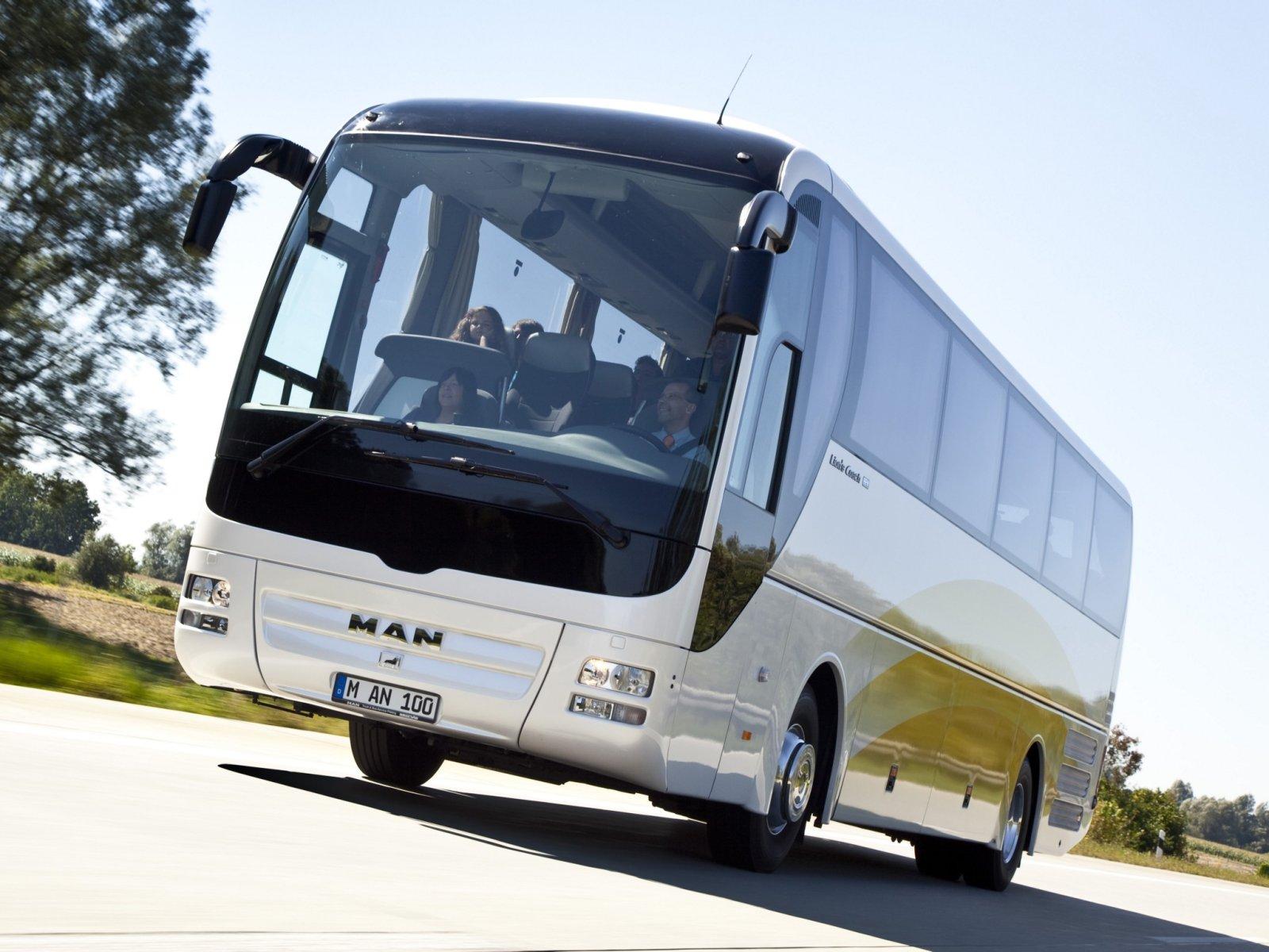 Автобус man lions coach 533