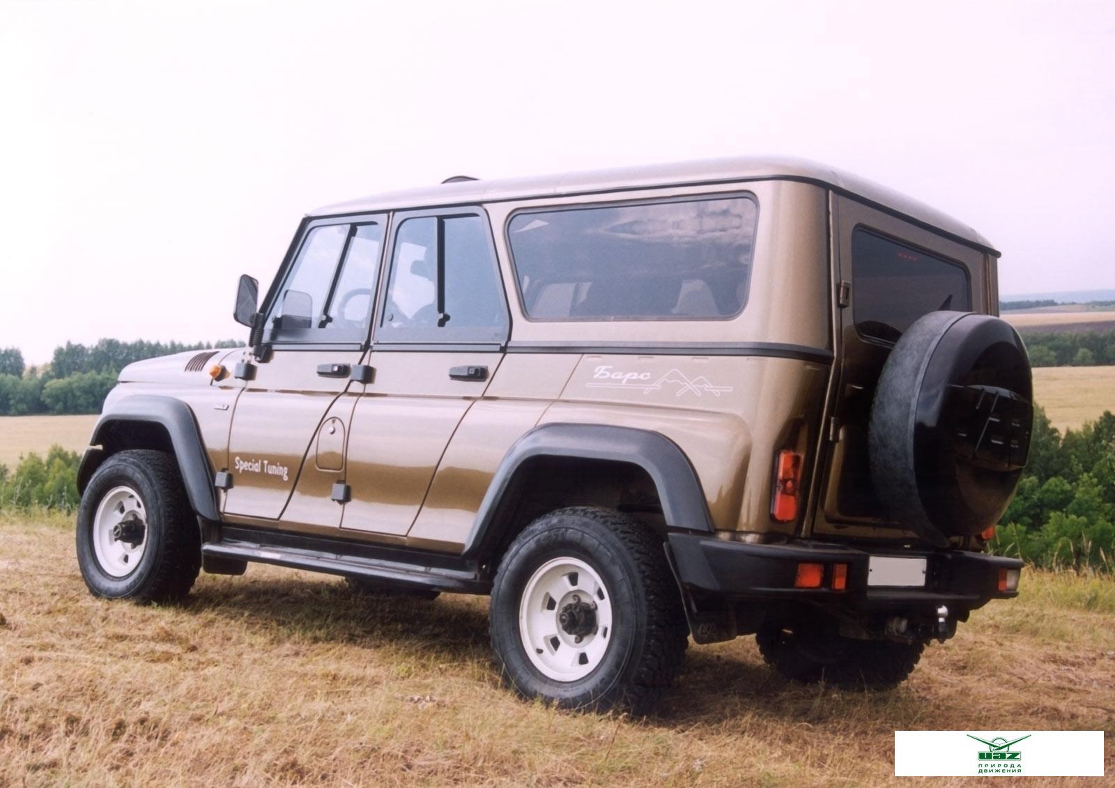 UAZ 3159