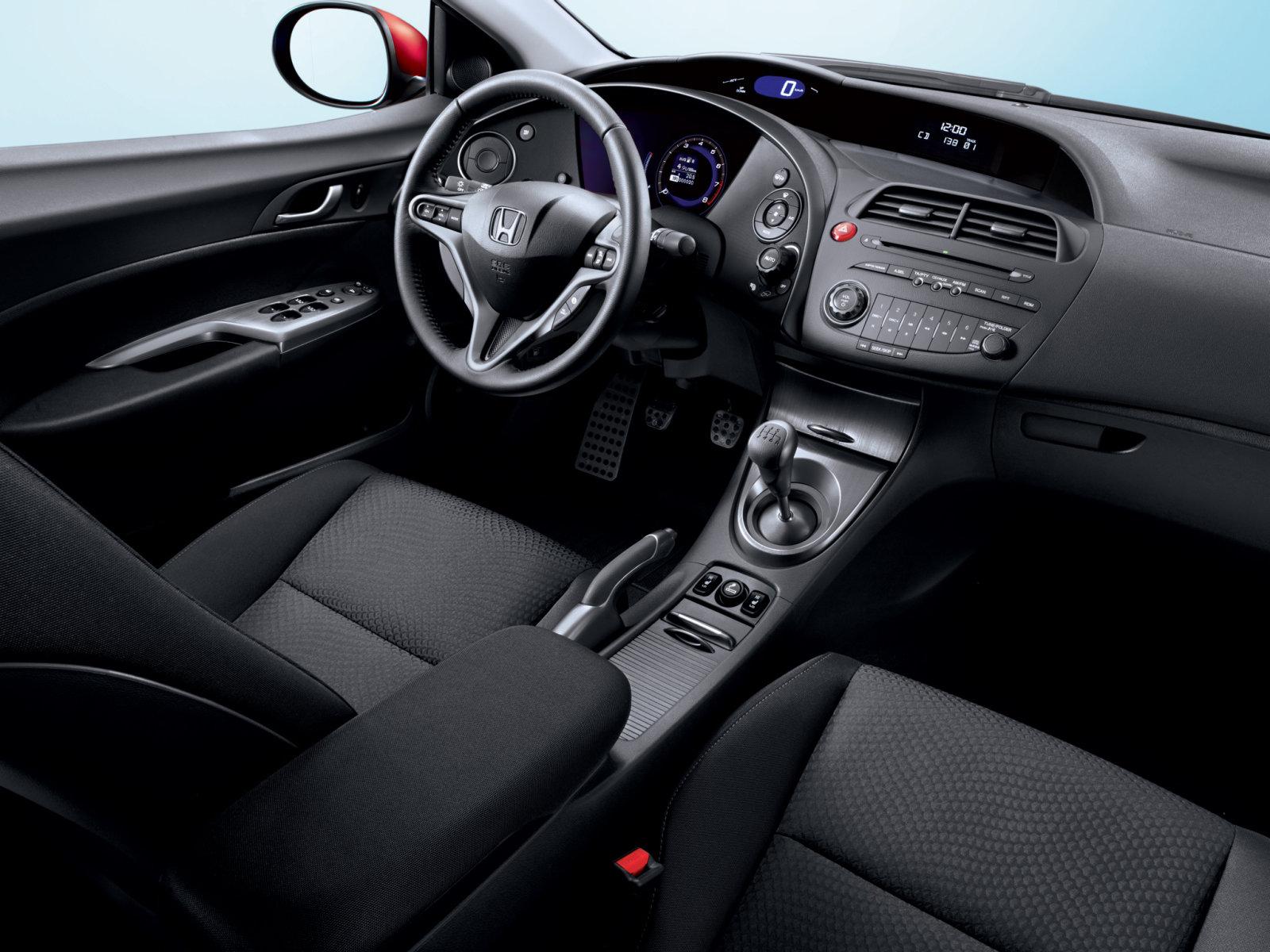 28-11-2011, 1919 В России стартуют продажи хэтчбека Honda Civic R