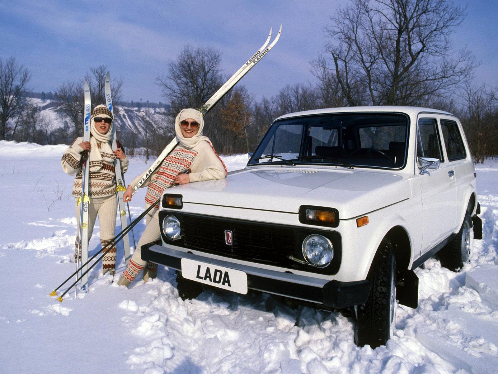 Реклама советских легковых автомобилей (фото) - WebDiscover.ru.