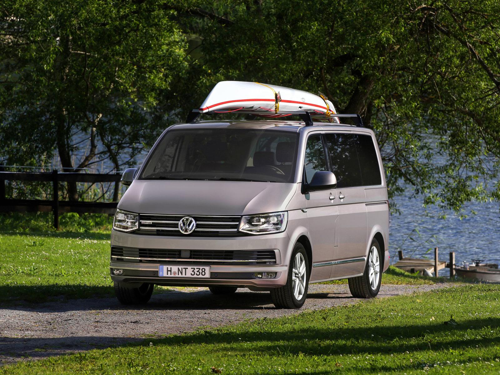 Запчасти для Volkswagen Multivan