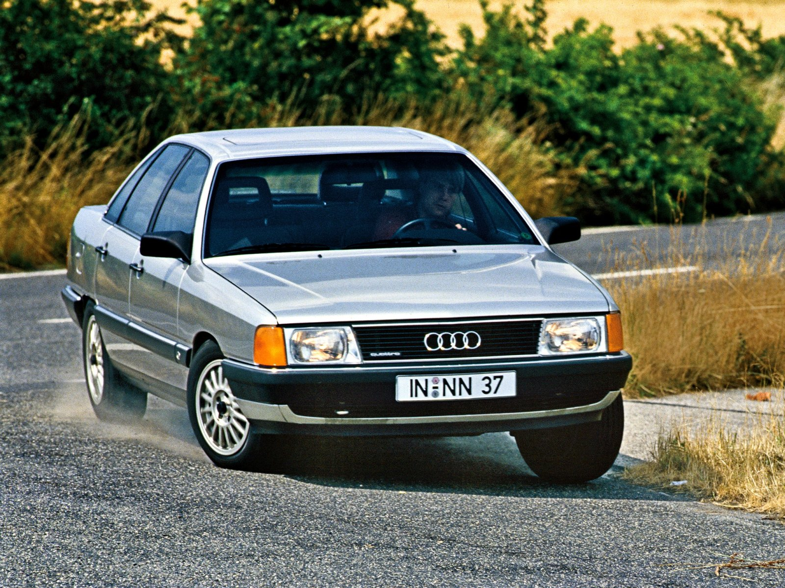 1982 Audi 100 C related infomation,specifications - WeiLi ...