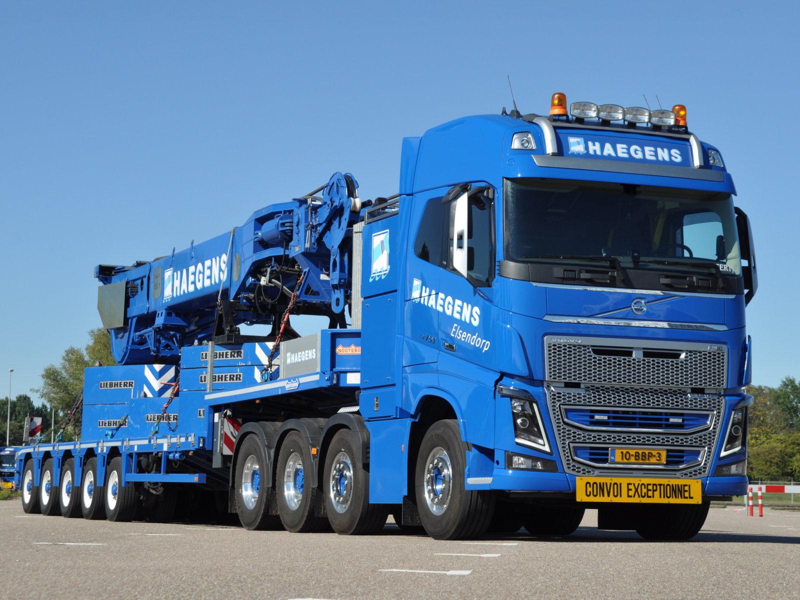 Самые большие грузовики в мире 16 фотография