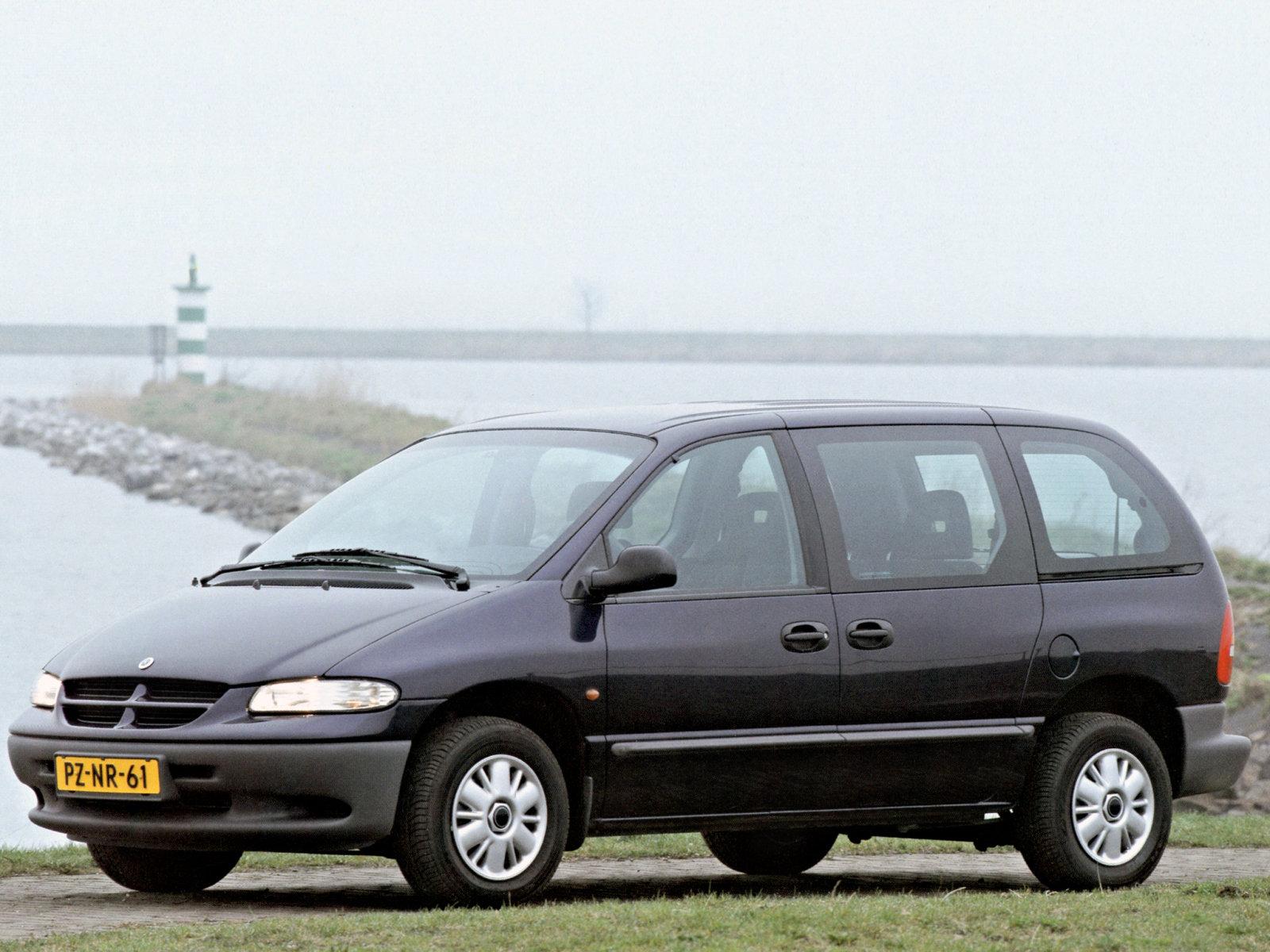 Chrysler Ru Minivan Picture Autos Post