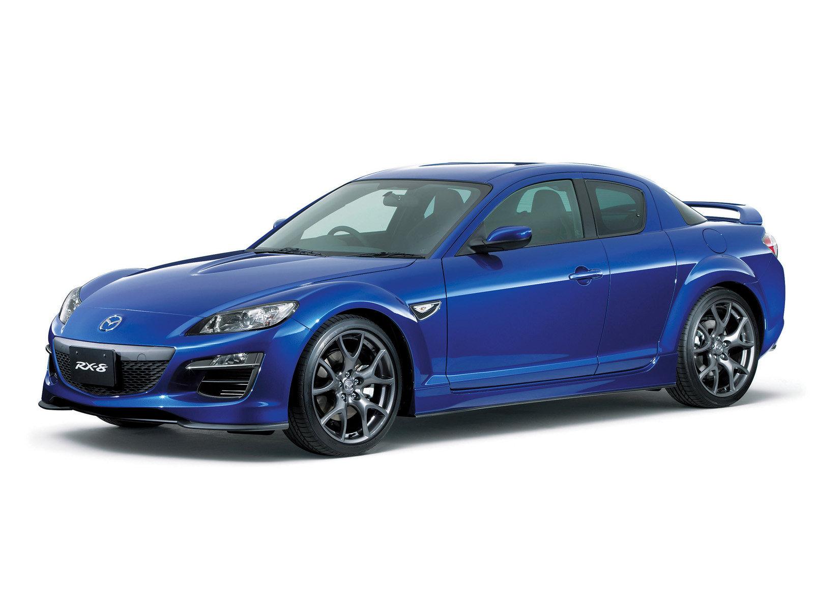 Mazda rx-8 photo #12