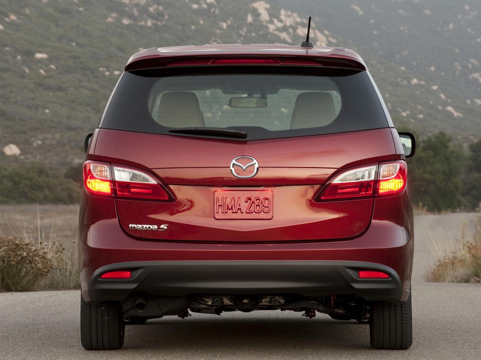 Фотографии Mazda Mazda 5 2012…