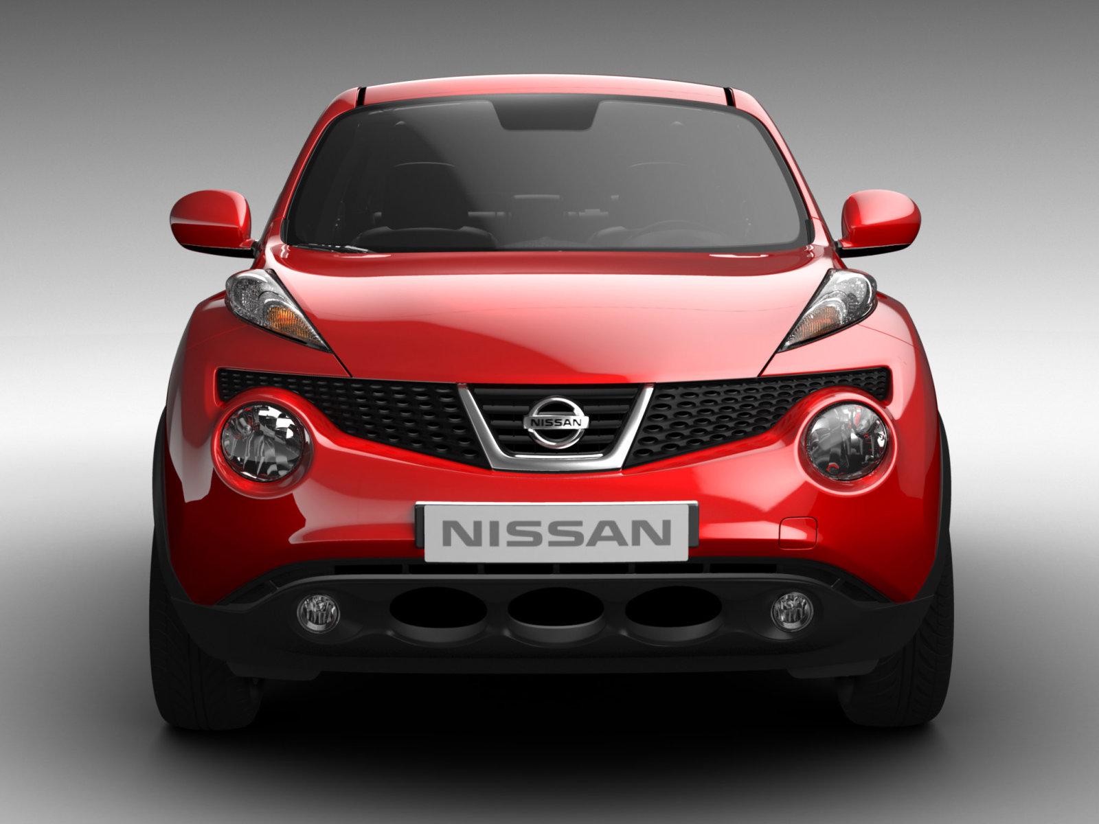 Nissan Juke 2010.