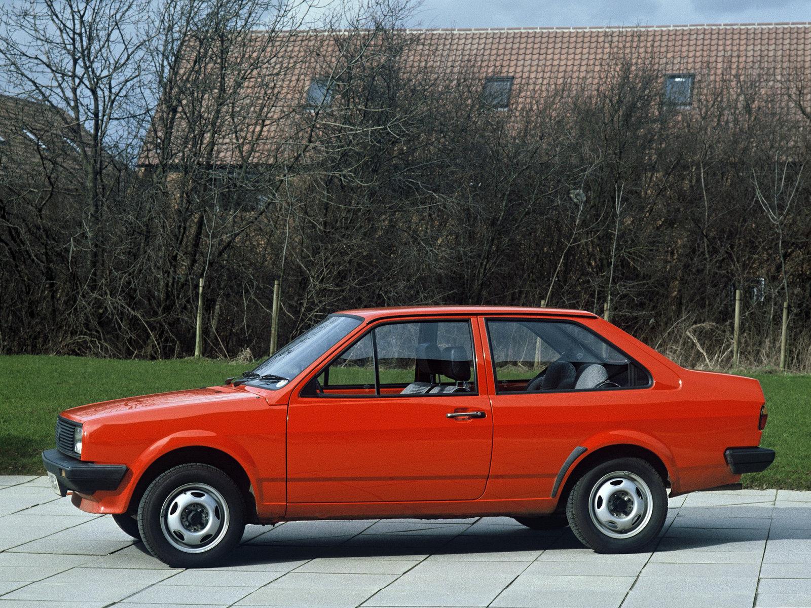 Volkswagen derby i gls