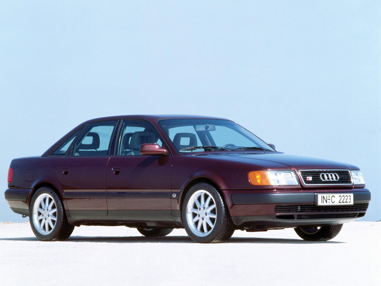 Audi 100 - это неплохой вариант для Теперь остановимся на