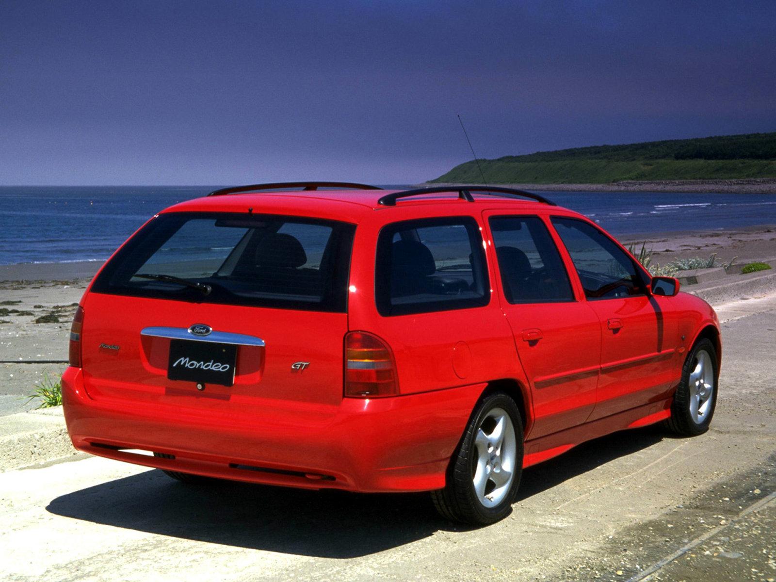 форд мондео универсал 1999 года фото