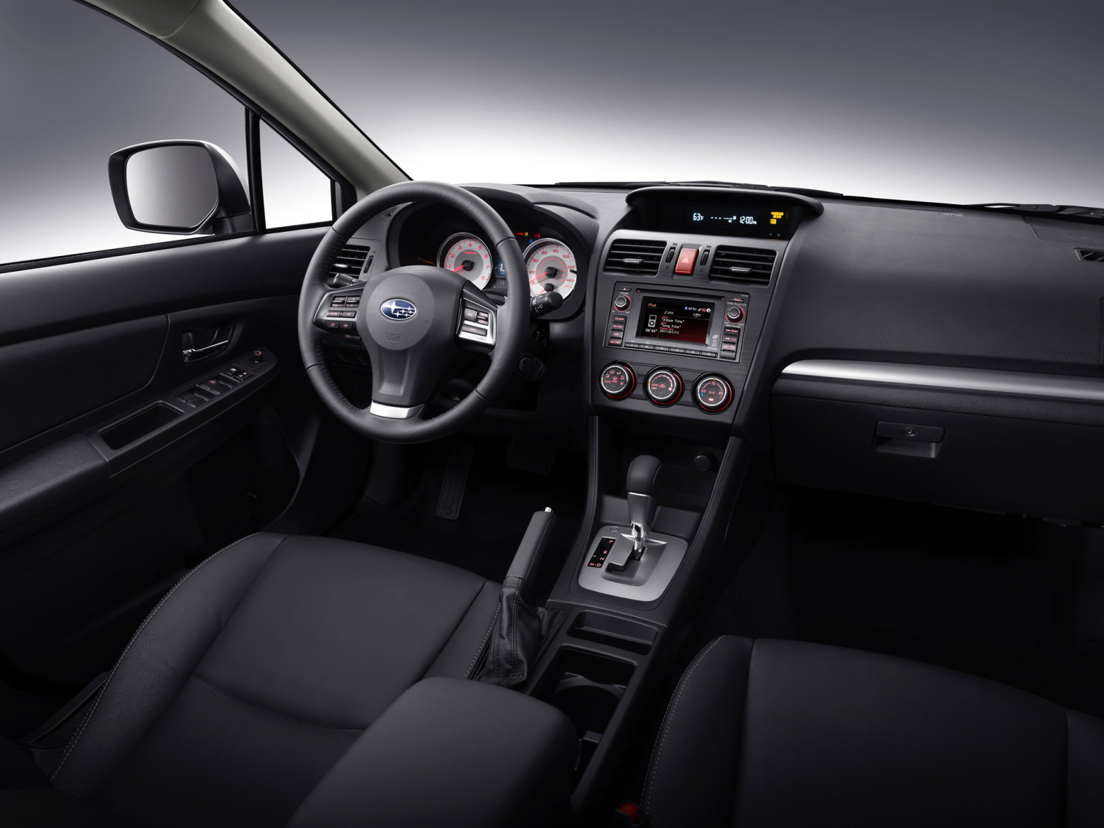 Фото салона Subaru Impreza AL / 1.6 л. / вариатор.