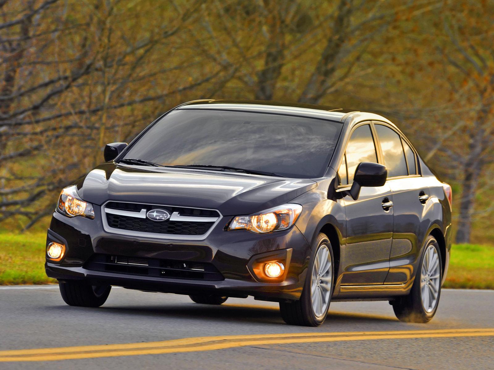 Фото экстерьера Subaru Impreza AL / 1.6 л. / вариатор.