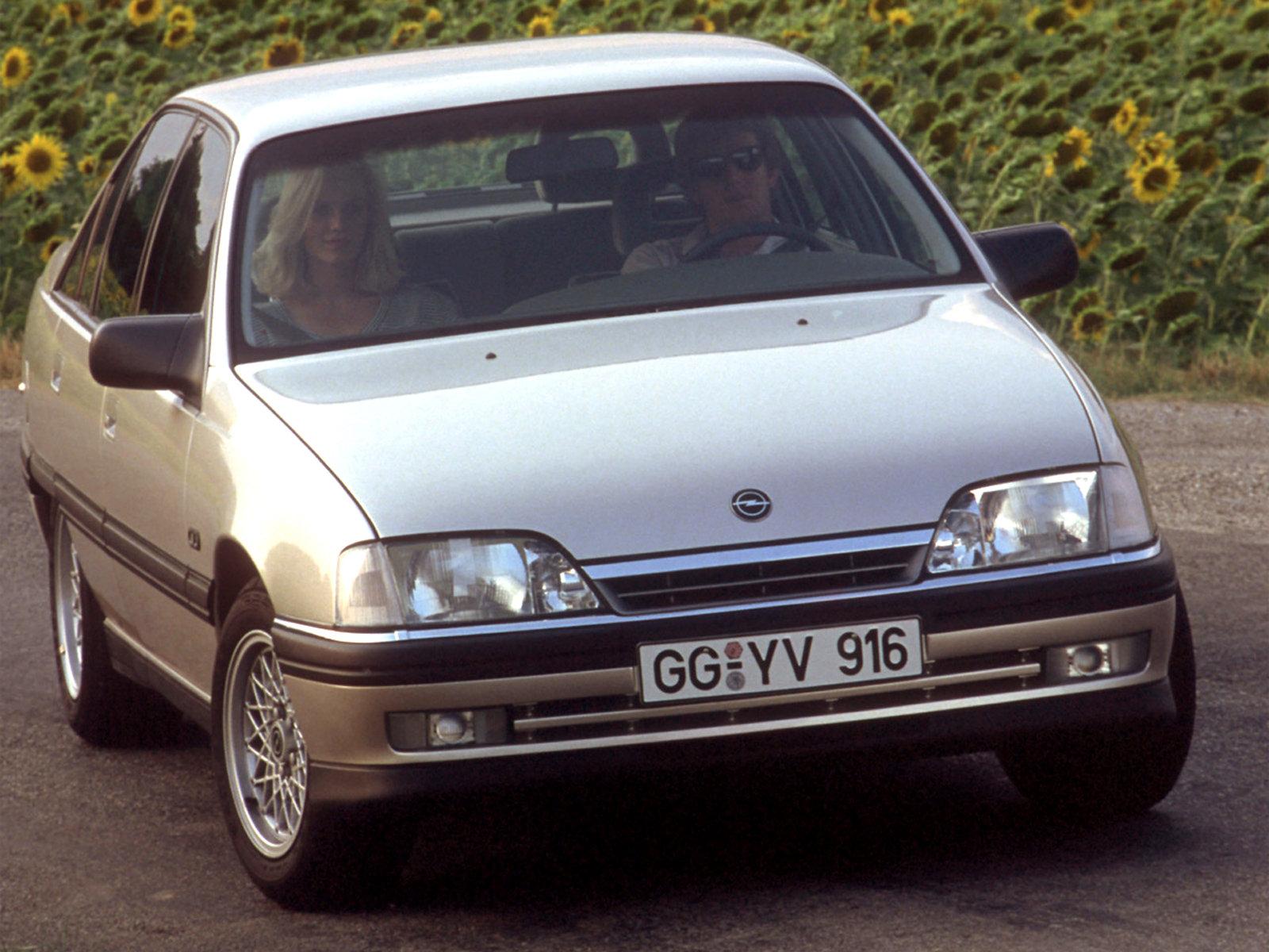 опель омега 1990