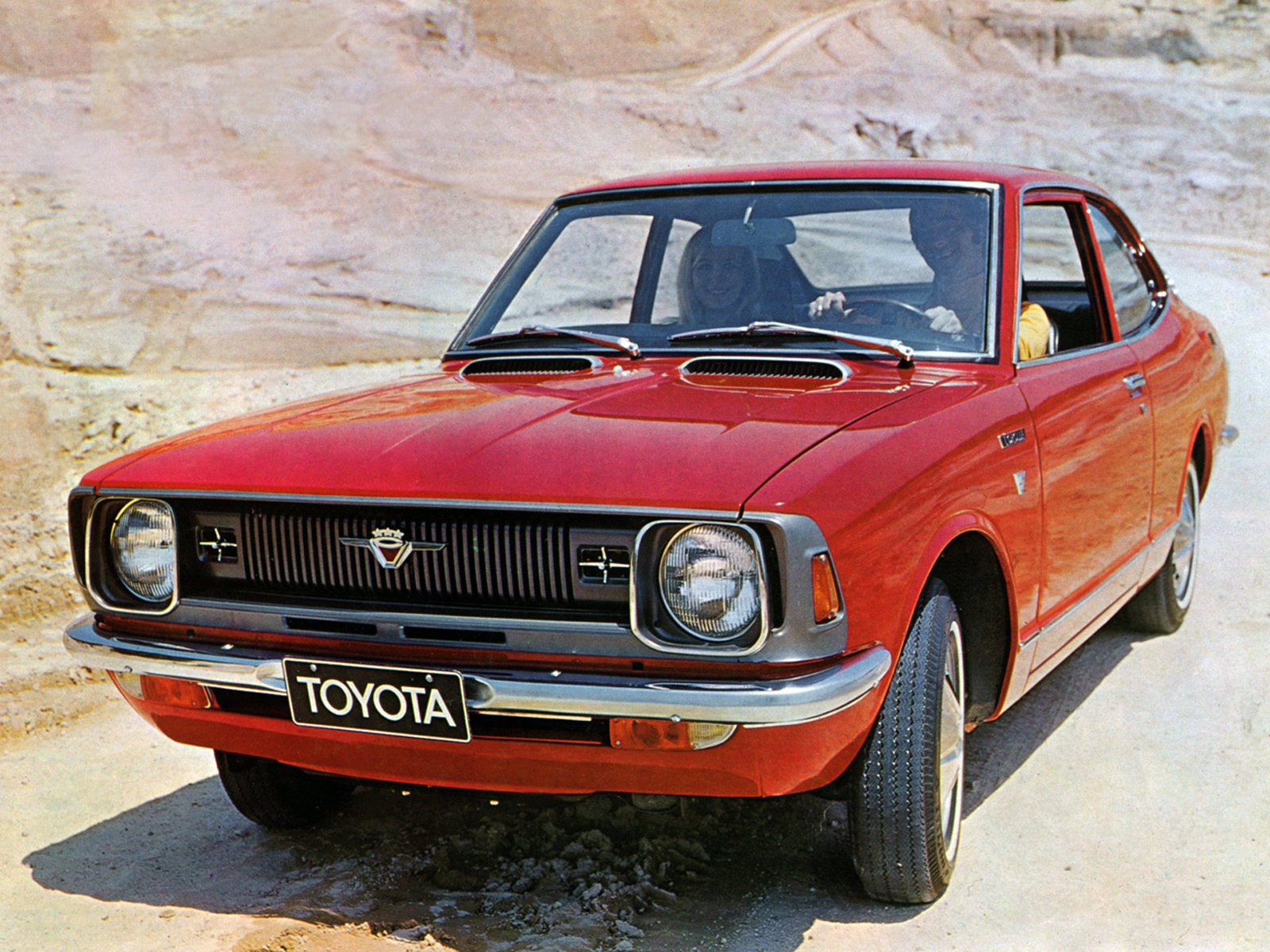 1970 Toyota Corolla 1600 Related Infomation Specifications