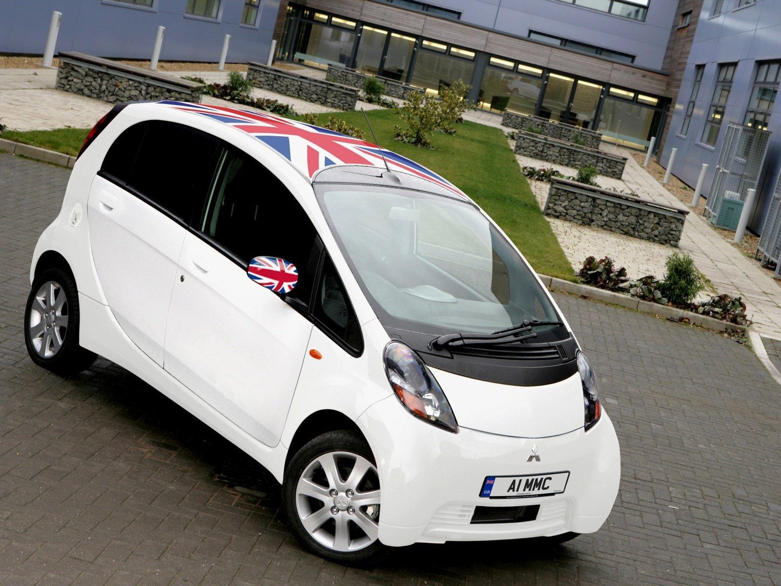 Mitsubishi раскрыла европейские цены на электромобиль i-MiEV.