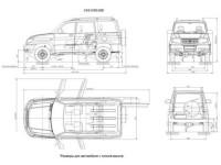 Фотографии автомобилей УАЗ 3163 Патриот (2005 - .  Вседорожник (5 дв.