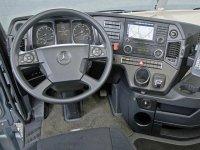 ���������� ����������� Mercedes Actros / �������� ������