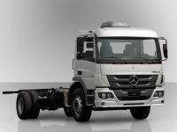 ���������� ����������� Mercedes Atego / �������� �����