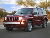 Фото Jeep Patriot.