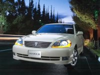 ���������� ����������� Toyota Mark II / ������ ���� 2