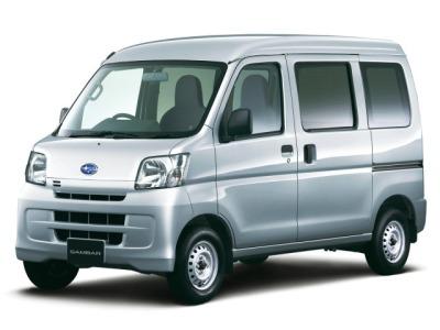 Субару самбар 2012 микроавтобус