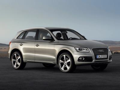 Фотографии Audi Q5 / Ауди Q5