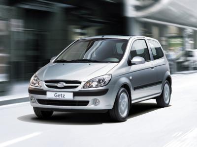 2006 Hyundai Getz