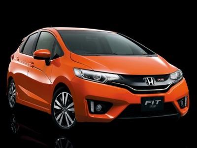 ���������� ����������� Honda Fit / ����� ���