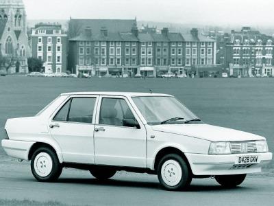 ���������� ����������� Fiat Regata / ���� ������  (1985 - 1989) ���������