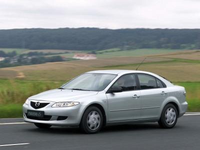 Mazda 6 (2002-2004)