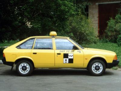 Фотографии автомобилей Москвич 2141