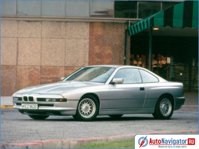 1989 Bmw 8 Series. Фотографии BMW 8 Series / БМВ