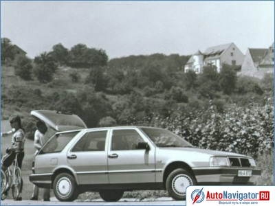 1984 lancia thema. Фотографии Lancia Thema