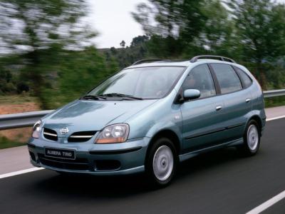 Nissan Tino (������ ����). ������� �������� ����������� ...