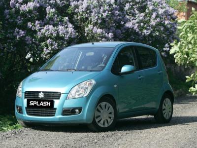 Suzuki's Splash makes waves - Road Tests - Motoring - The ...