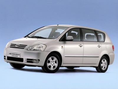 Вы находитесь на странице 7. Toyota Ipsum Avensis Verso c 2001 - руководство по ремонту и эксплуатации автомобиля...
