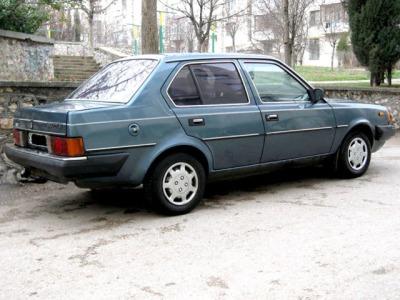 Volvo 360 Седан 1983-1985 (Вольво 360 ...