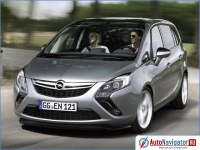Opel Zafira B , и вообще все что связано с автомобилями Opel .