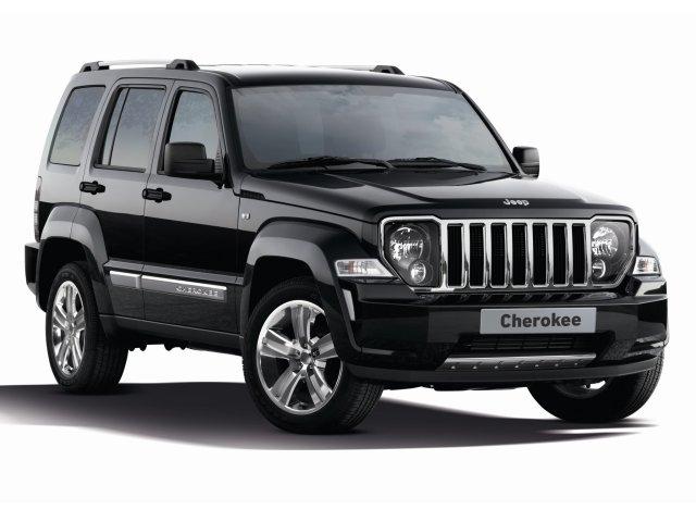 Фотографии автомобилей Jeep Cherokee / Джип Чероки (2012 - .  Вседорожник (5 дв.