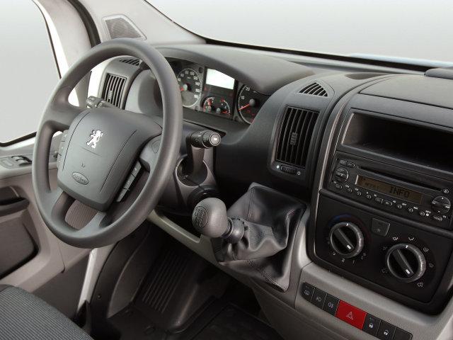 Peugeot Boxer Fourgon: 1 фото…
