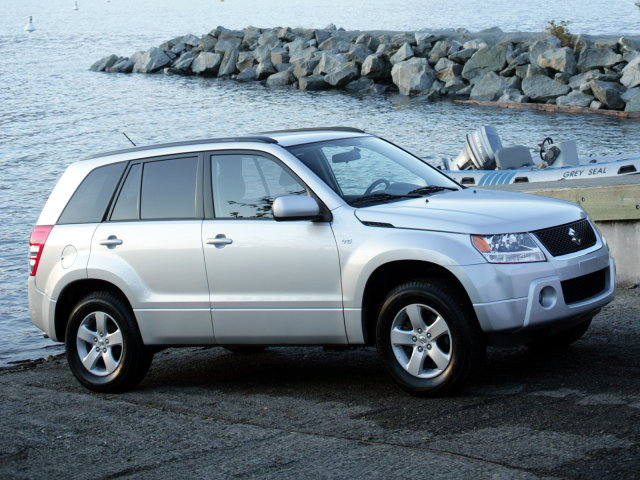 Suzuki Grand Vitara Suv Door