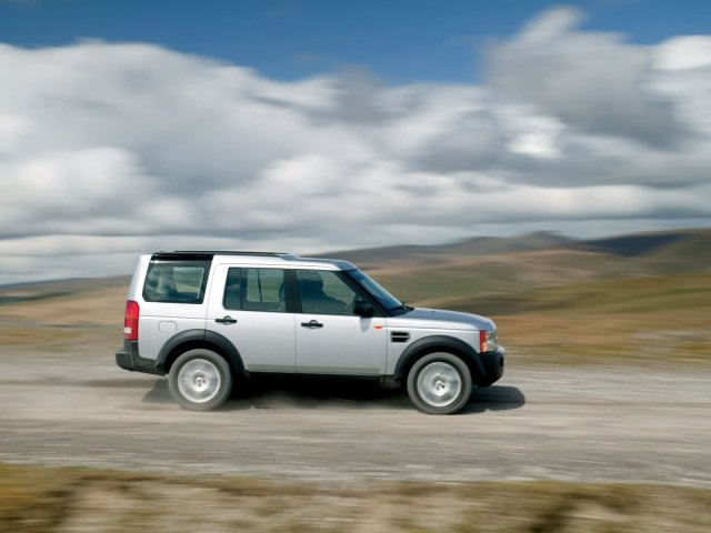 фото land rover discovery 3