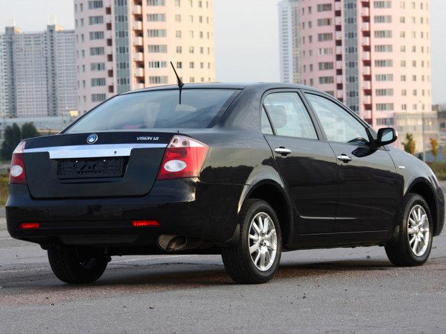 автомобиль geely фото