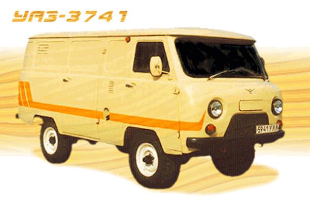 ...33031, отличающиеся от соответственно УАЗ-3741 и УАЗ-3303 наличием экранированного электрооборудования и...