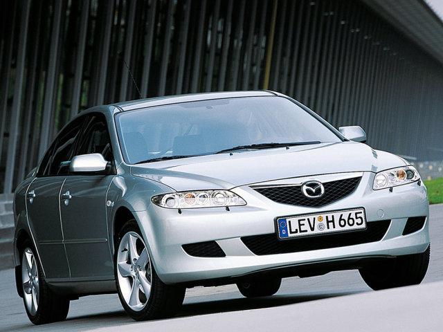 Фотографии автомобилей Mazda 6 / Мазда 6 (2002 - 2004) Хэтчбек (5 дв.