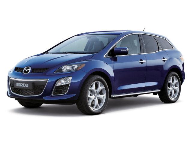 Автомобили Mazda CX-7 / Мазда СХ-7 / Тесты, обзоры, отзывы, фото