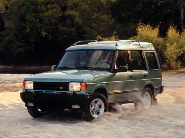Land Rover Discovery 2.5 TDi (3 dr) (1989 - 1998 г.в.