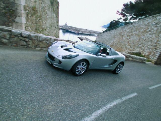 Нажмите для увеличения Lotus Elise S2 111R.