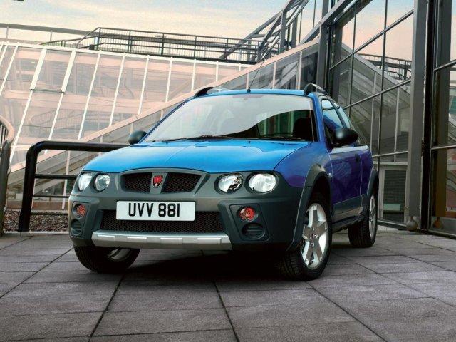Фотографии автомобилей Rover Streetwise / Ровер Стритвайз.